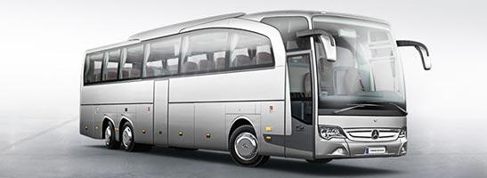Mercedes-travego-Teknova-Mühendislik