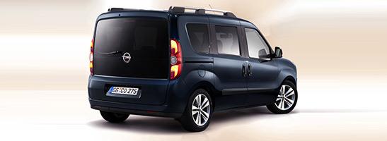 Opel-Combo--Teknova-Mühendislik